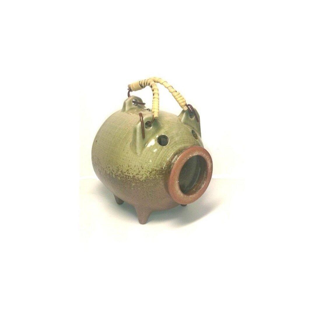 蚊取り器(豚)   ※日本製