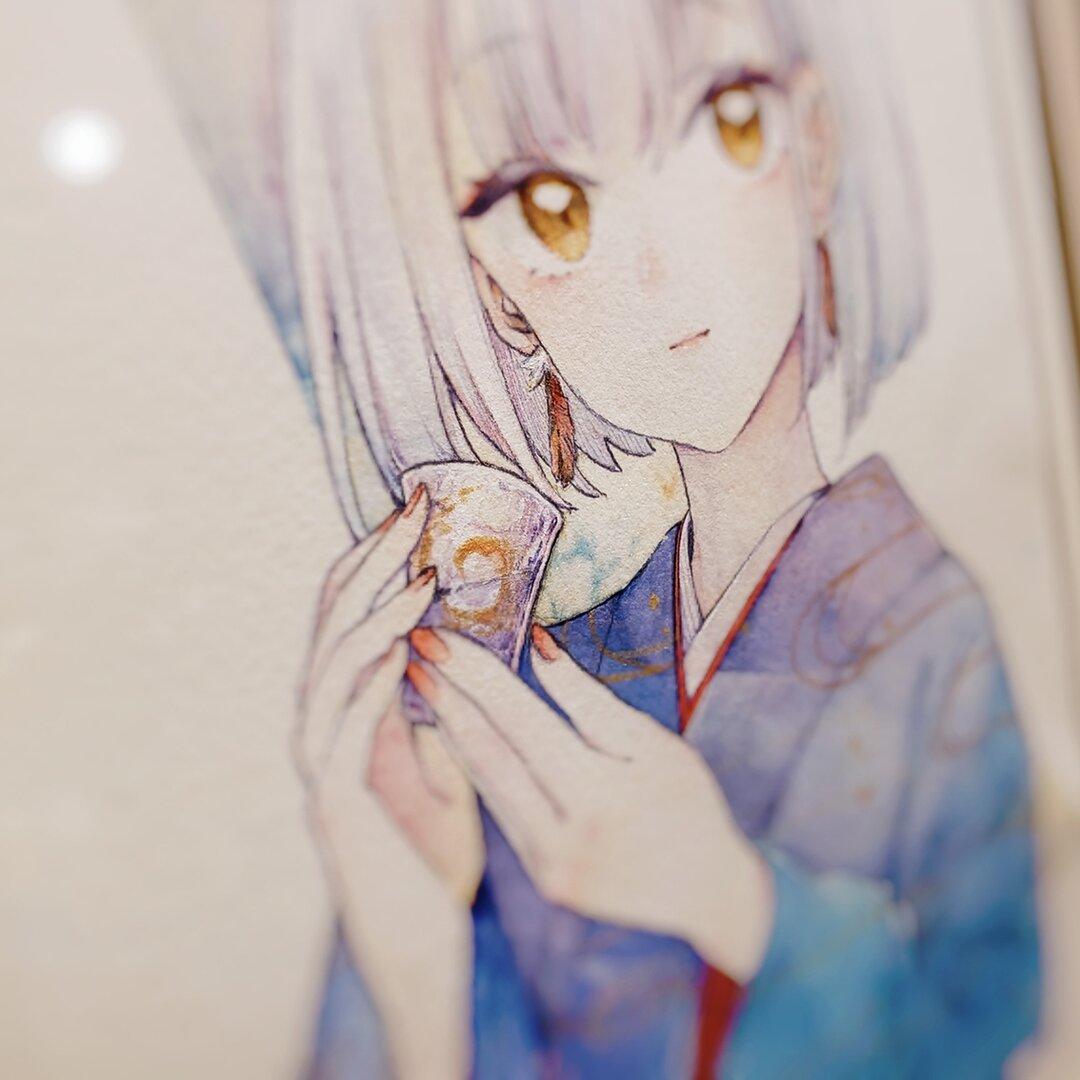 「日本酒が好きなあの人」