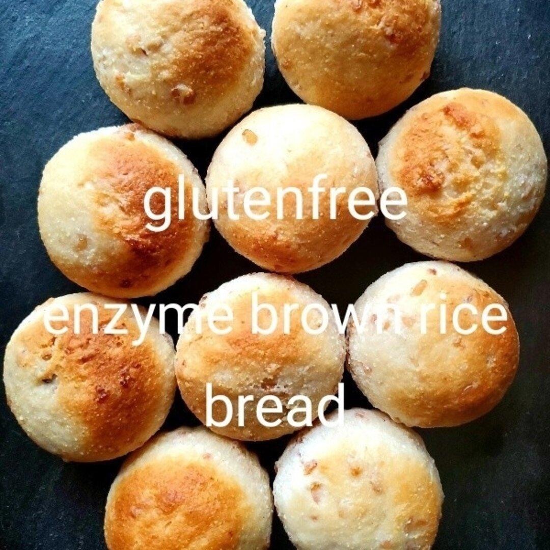 グルテンフリー 酵素発芽玄米 ブレッド(10個入り)