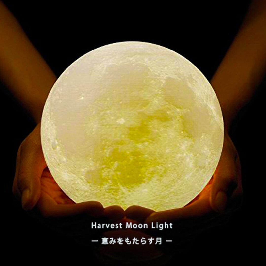 Harvest Moon Light - 恵みをもたらす月 -|月ライト(大)