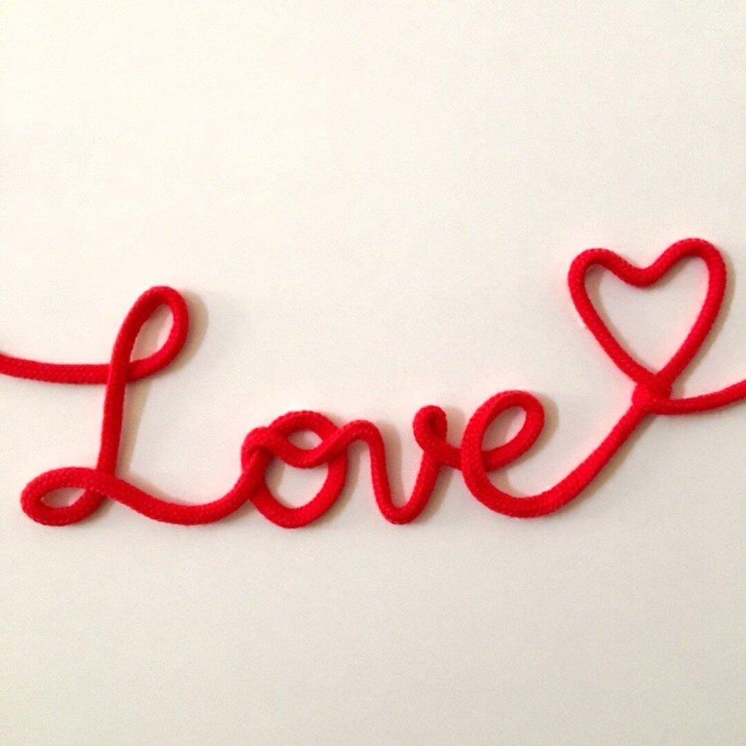 運命の赤い糸 LOVE