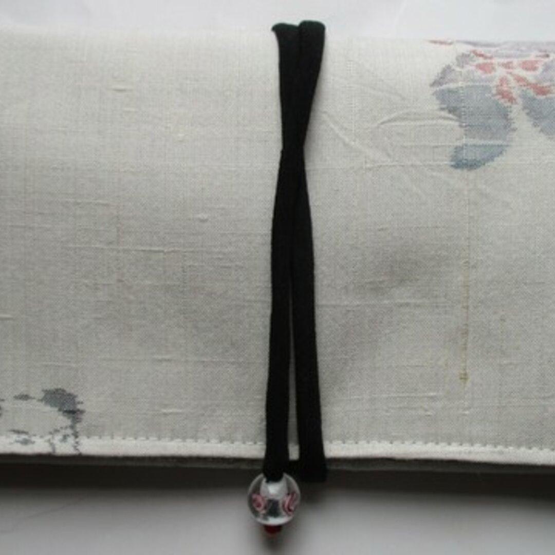 5830 紬の着物で作った和風財布・ポーチ#送料無料