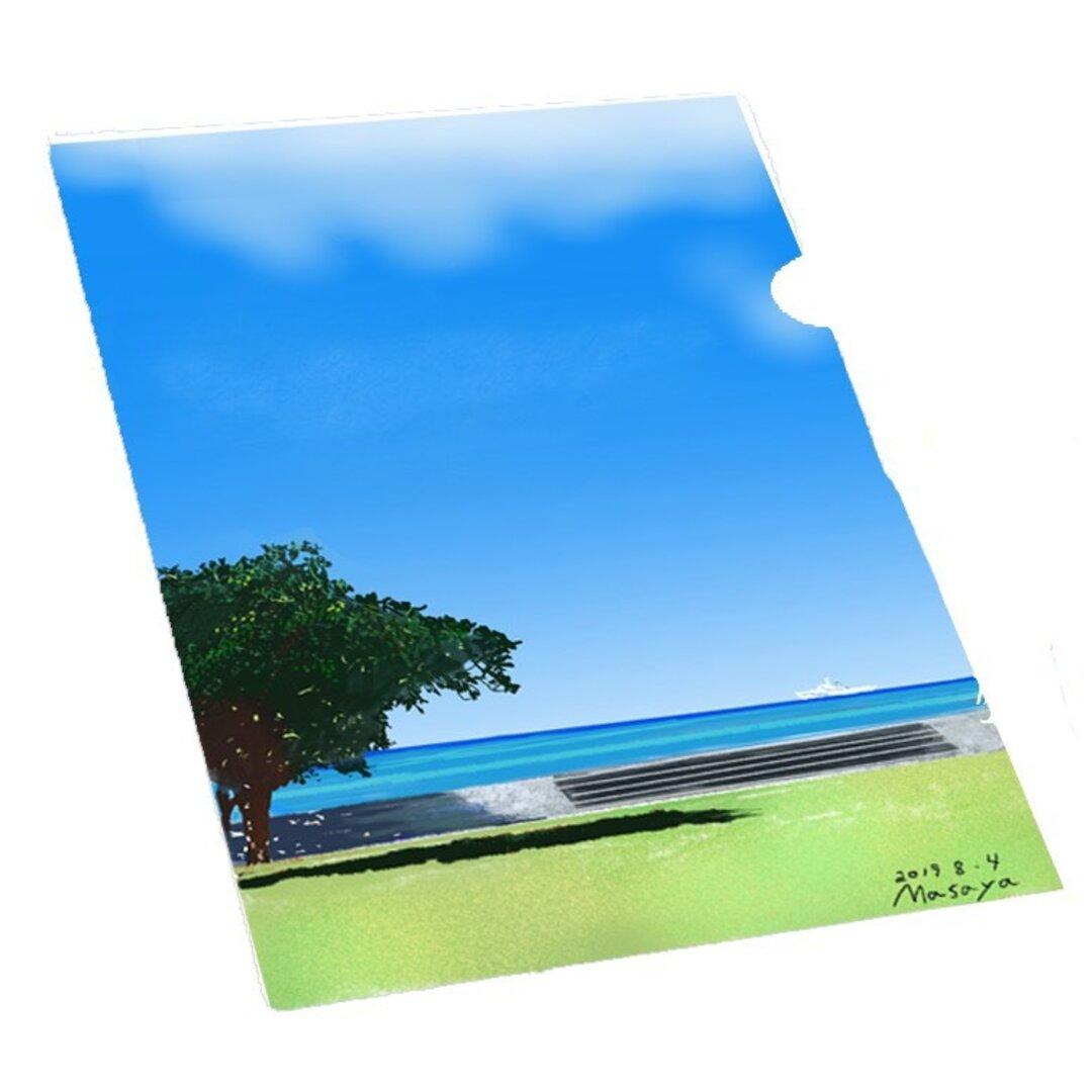 石垣島の風景クリアファイル・A4サイズ Vol.3