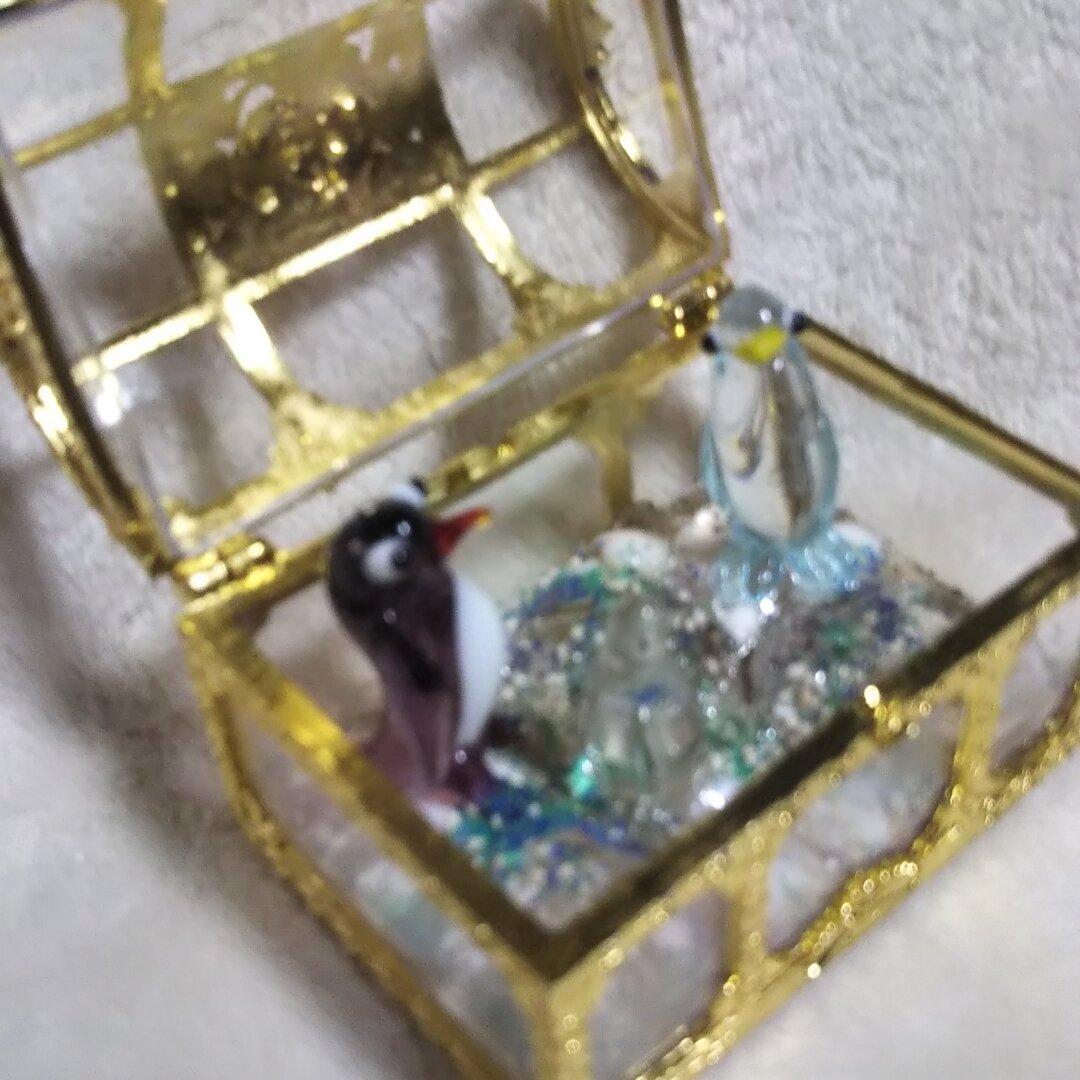 (送料無料)Sale! オリジナル ミニオブジェ 海の宝石箱①