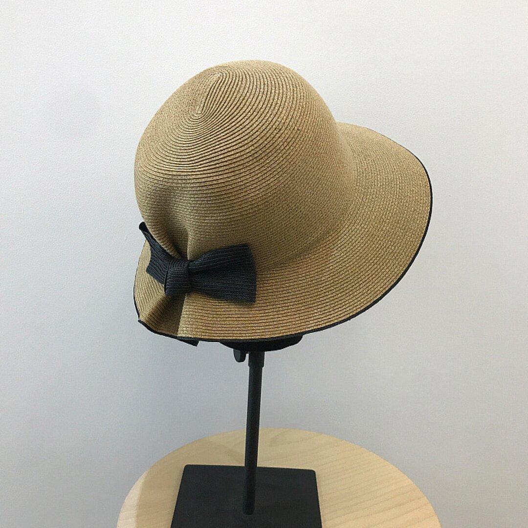 帽子☀ハット ストローハット 夏帽子 夏のお出かけ 日よけ帽子 レディース ハンドメイド 夏 アウトドア