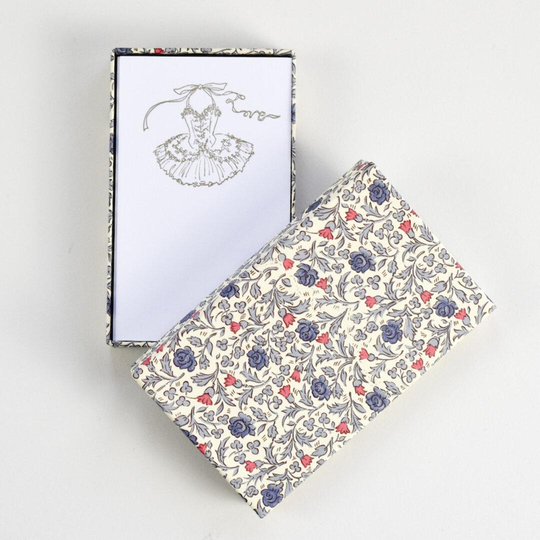 Box入りアソートカード  GOLD  Flower柄 4