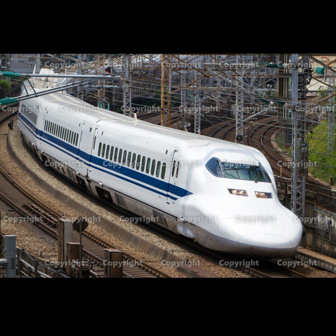 ★鉄道画像 No,0022「東海道新幹線 JR西日本700系」JPEGデータ★