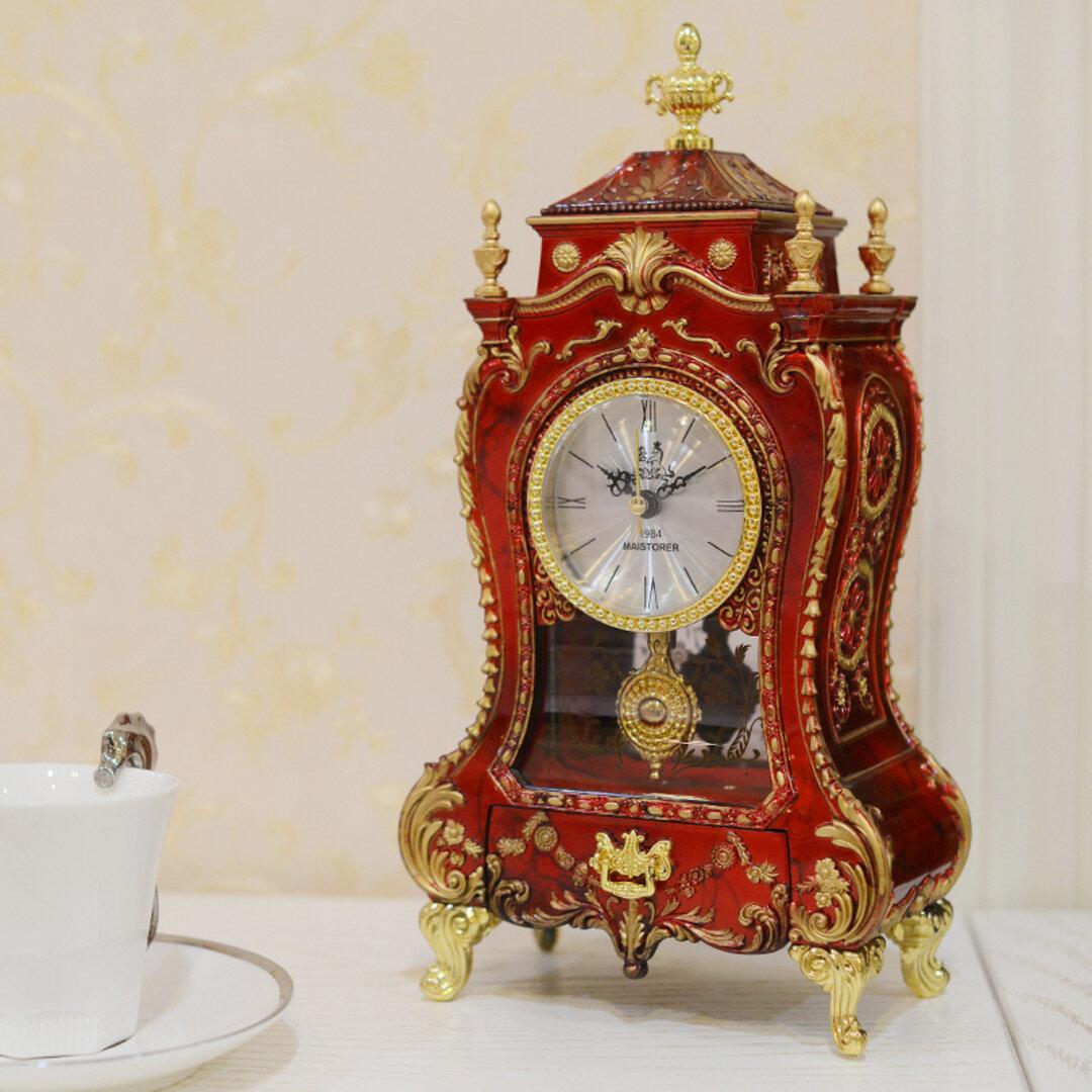 ドールハウス家具 時計② オルゴール ブライスドール BJD用に