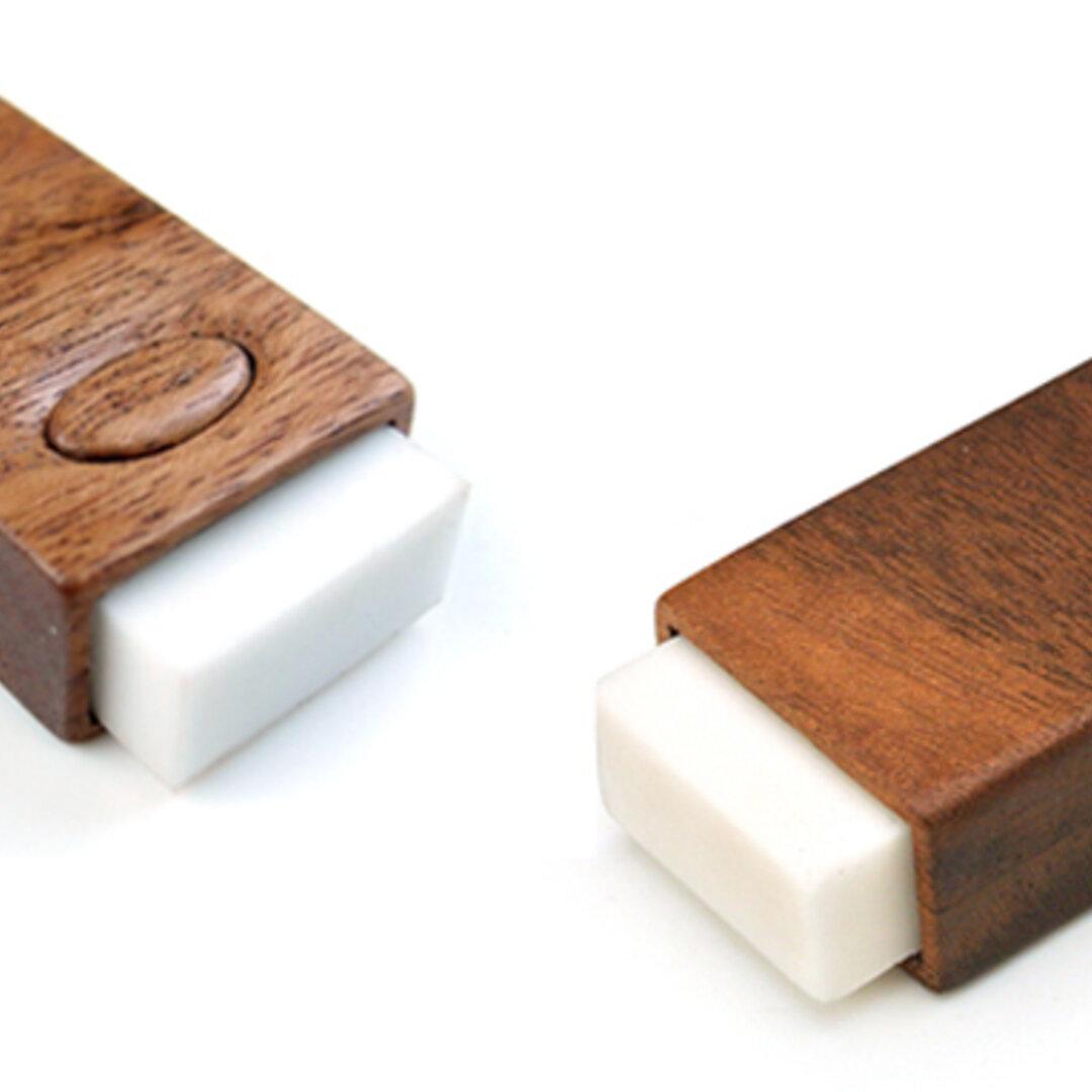木で作った MONO専用ケース(HOLD加工)
