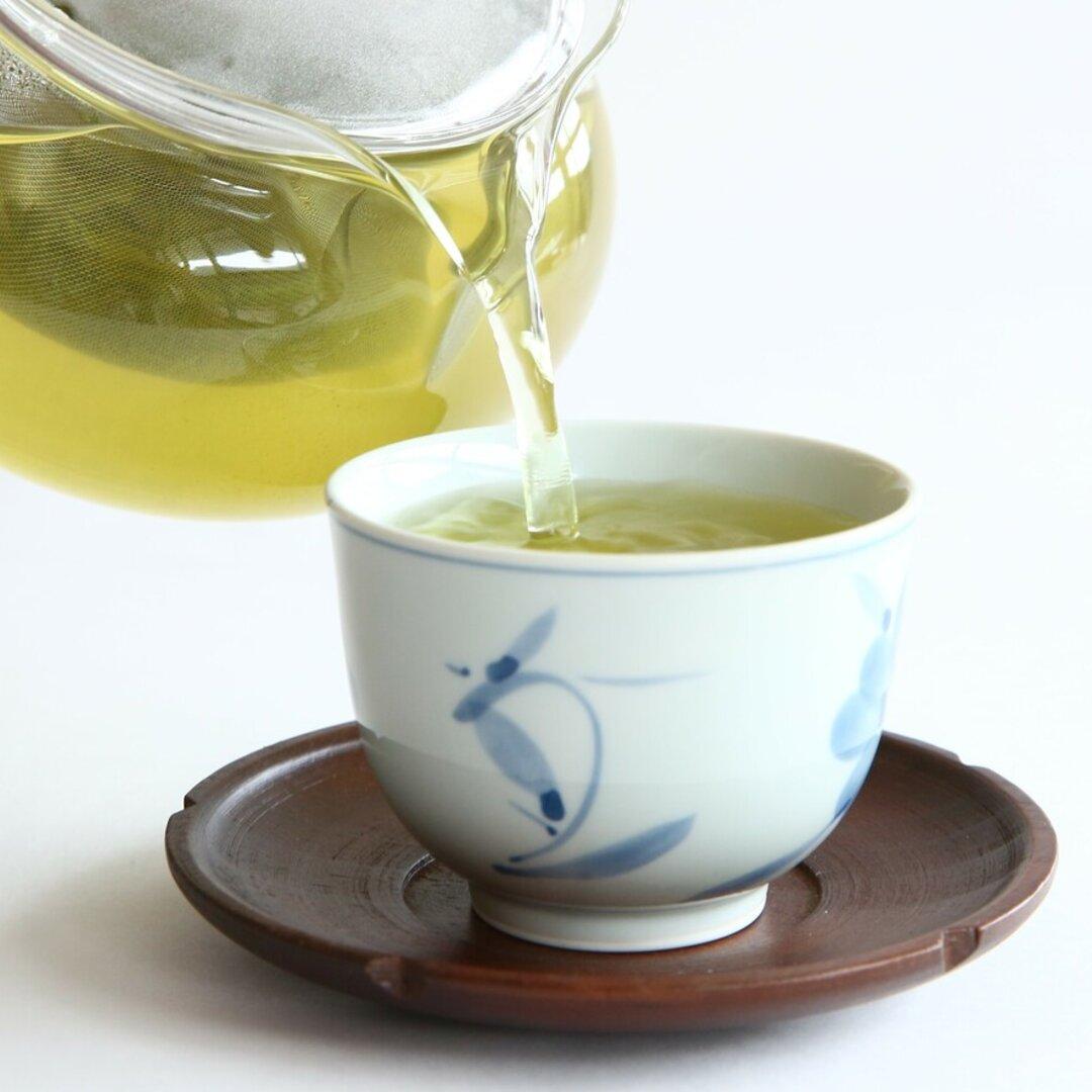 【送料無料】自然香味 <有機煎茶100g×3袋>