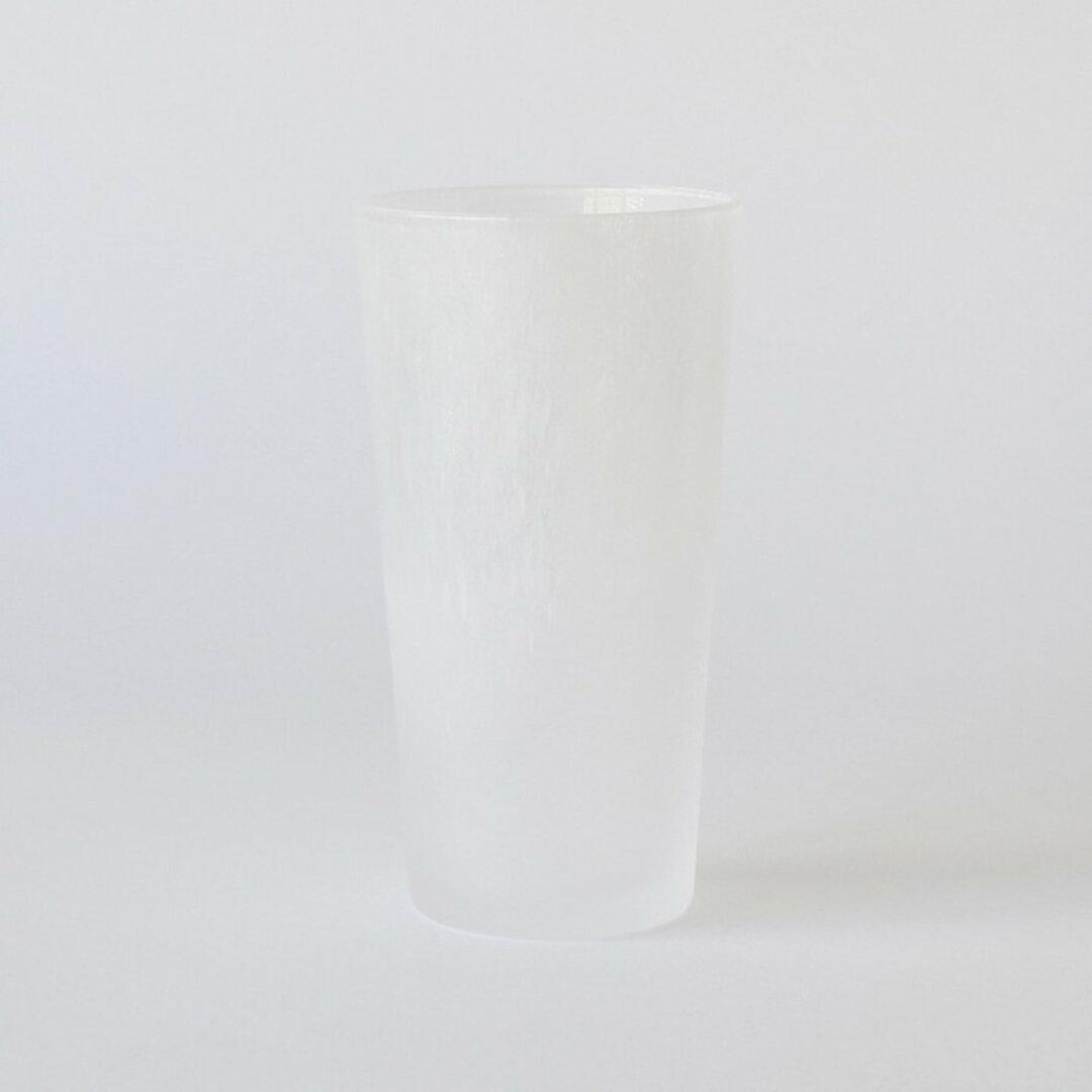 iro フリーズ(ビアグラス)ホワイト