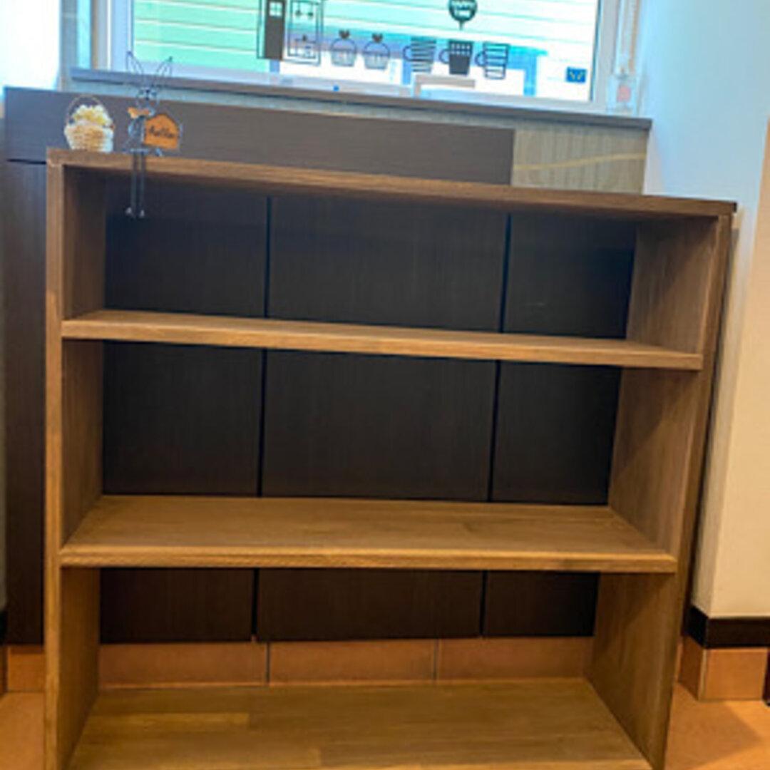 本棚 食器棚