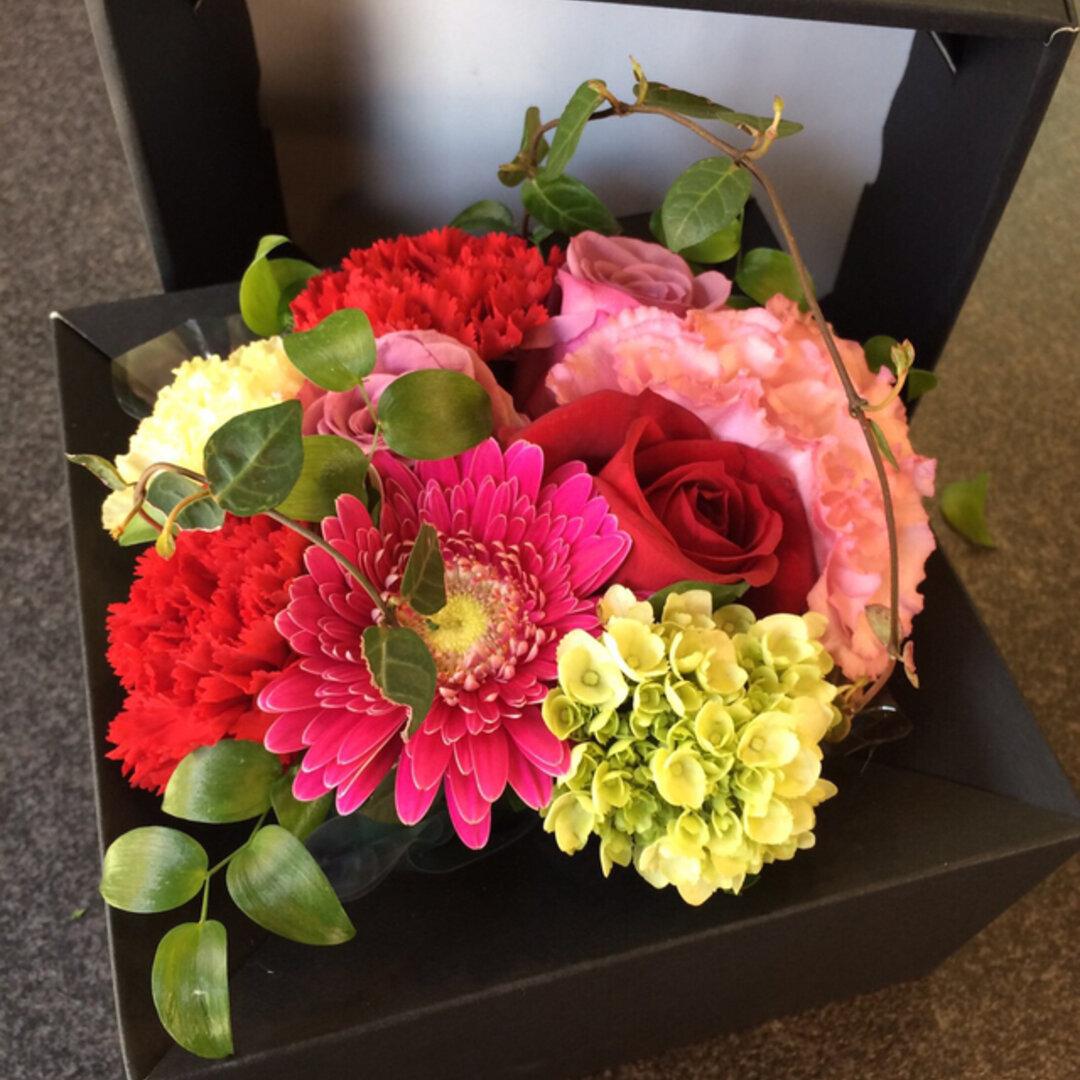 プレゼントにオススメ!FlowerBox