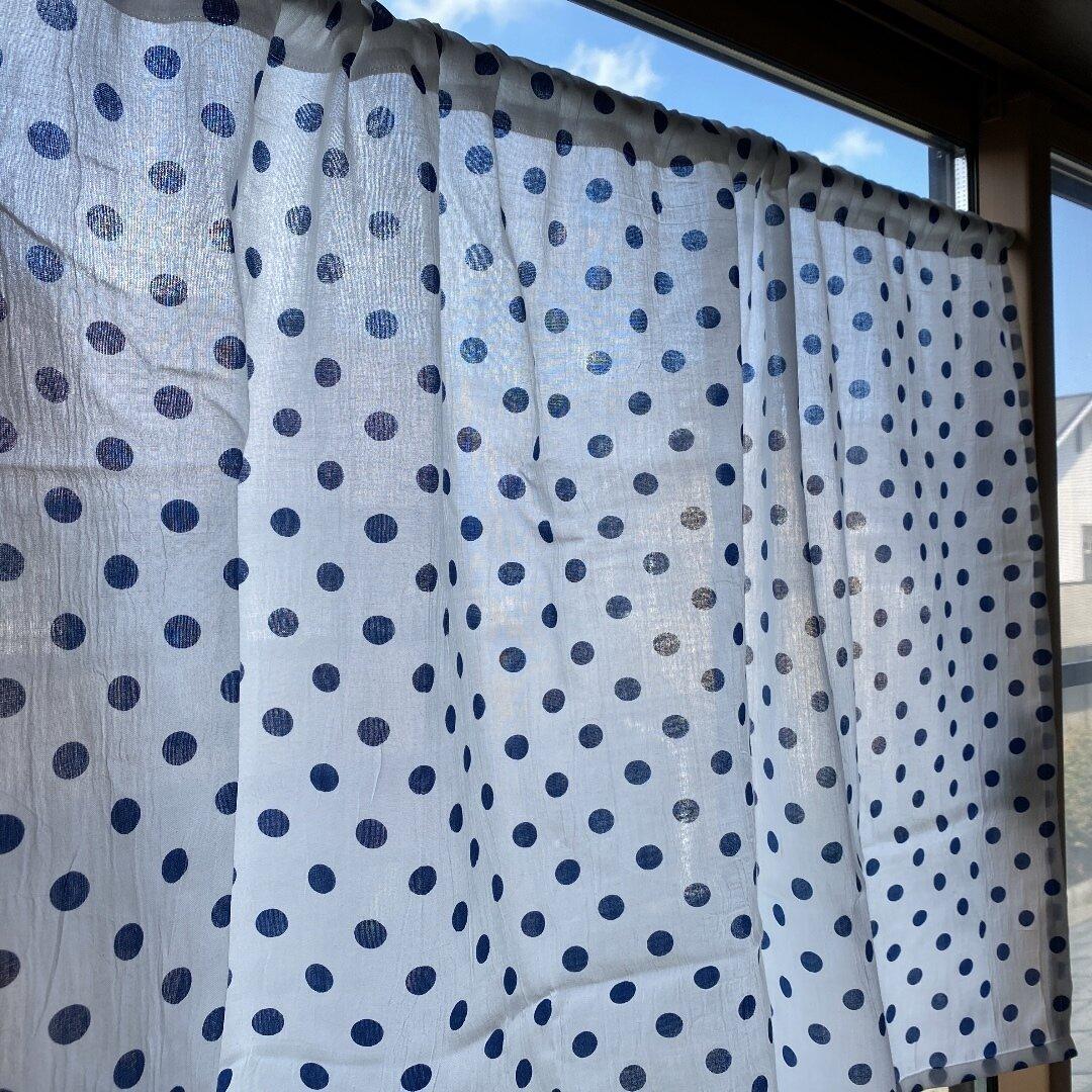 カフェカーテン 目隠しカーテン