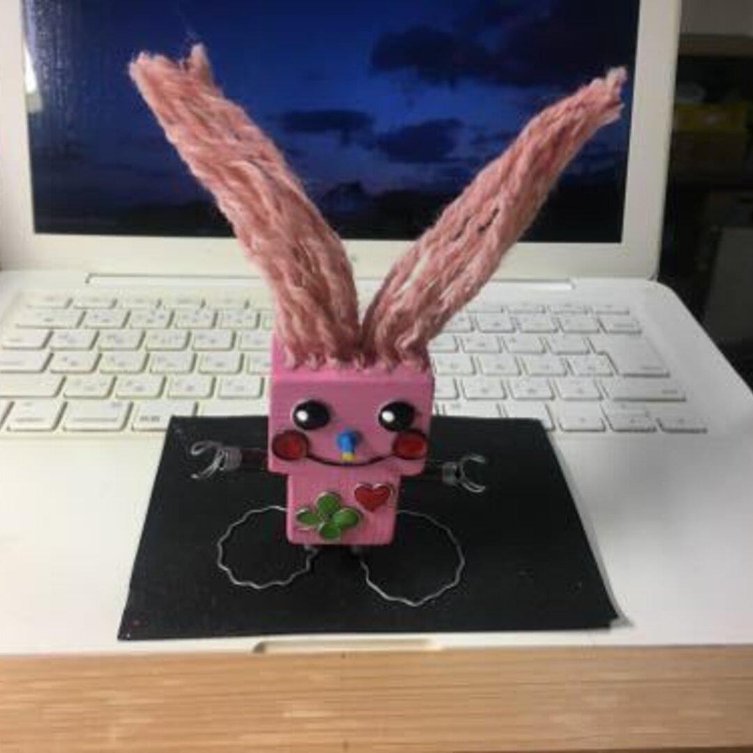 ハッピーロボ・ピンク
