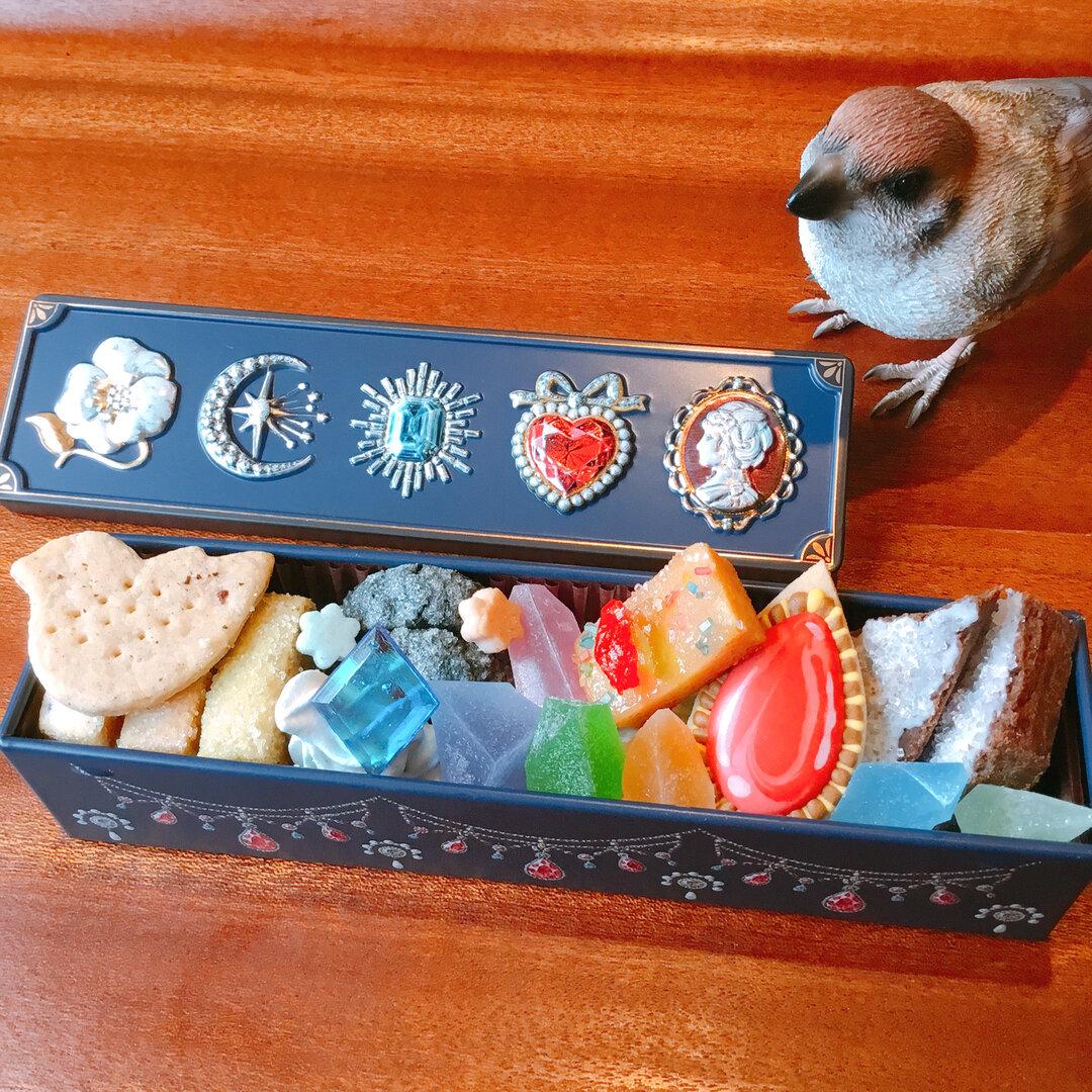 宝石缶(菓子詰合せ)