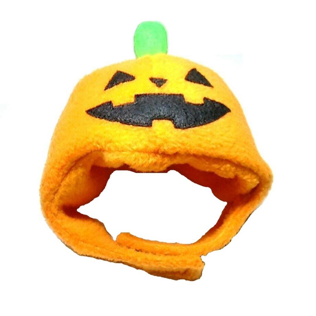 ハロウィンかぼちゃのかぶりもの(帽子)【S/M/L】