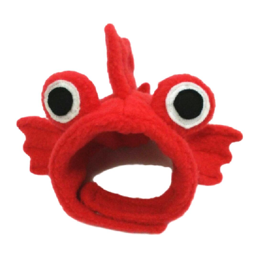金魚(デメキン)のかぶりもの(帽子)【S/M/L】