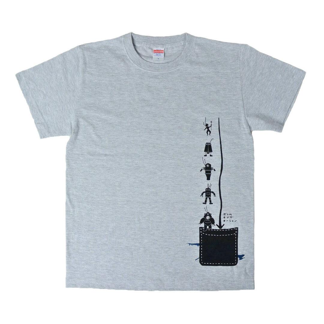 ダイビング「潜水服の歴史」Tシャツ メンズ