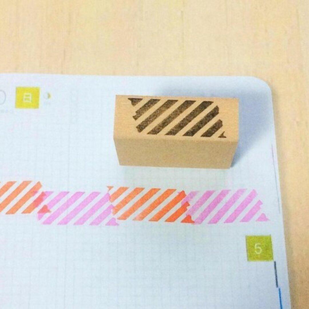 マスキングテープみたいなはんこ 手帳用スタンプ ミニスタンプ 飾りはんこ マスキングテープ