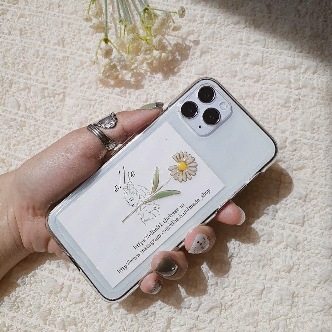 マーガレットiPhoneケース
