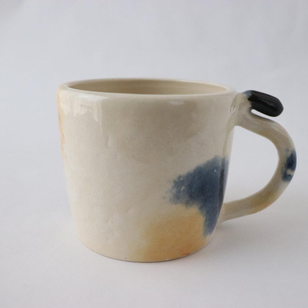 三毛猫マグカップ