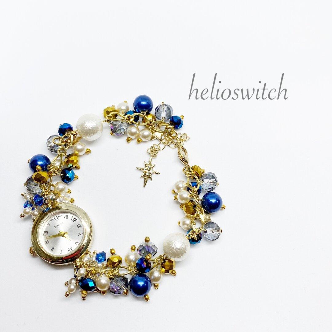 【helioswitch】stardustブレスウォッチ