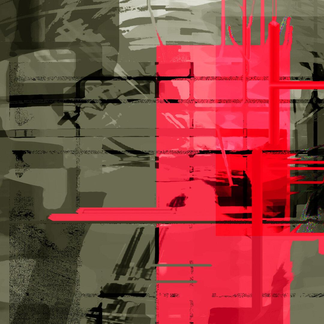 CG抽象画0616