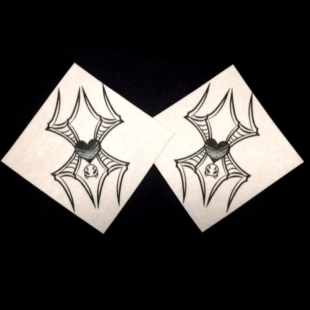†Arachne-アラクネ-/タトゥーシール†