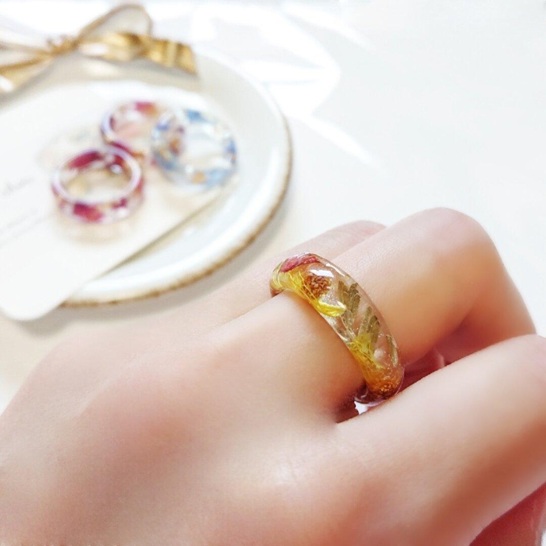 リング、指輪【 秘密 】