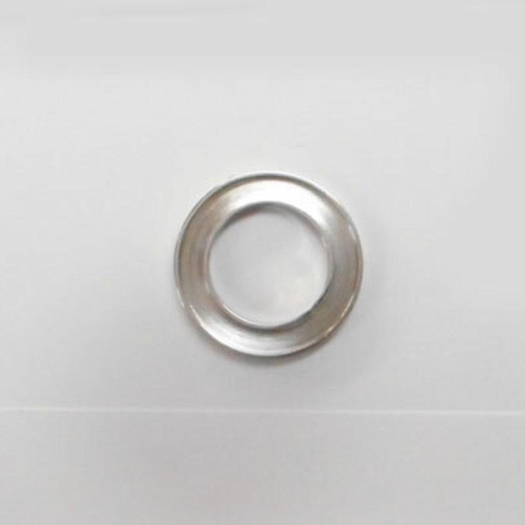 外径:16.0mm ステンレスカラー サークル 円形 S◆P キラキラ アクセサリー パーツ チャーム 手作り (ハンドメイド) ペンダントフレーム パーツ ステンレス316L