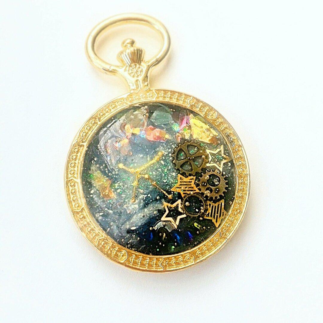 宇宙の懐中時計