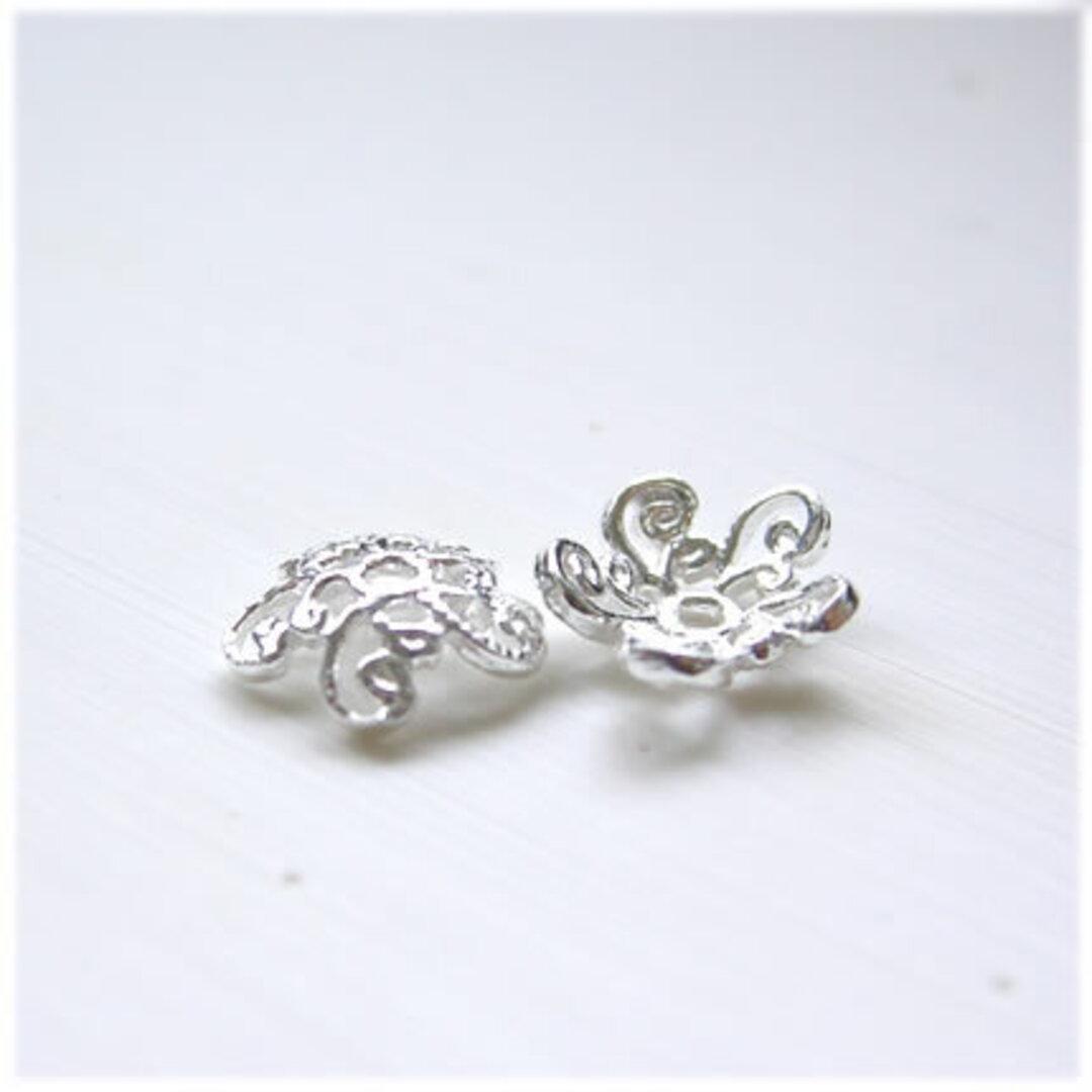 【2個セット】Silver925 シルバーパーツ04