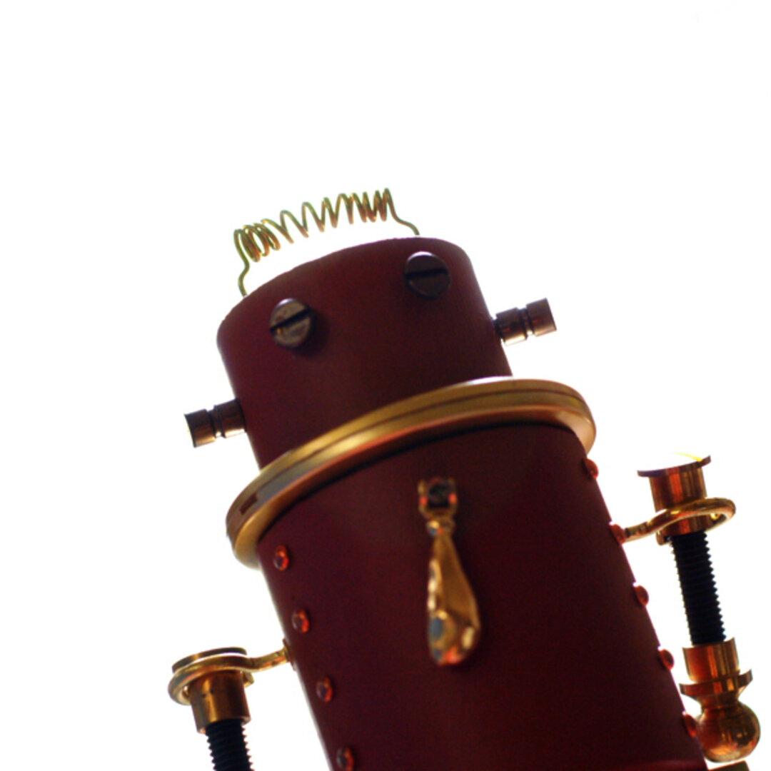 ジャンクブラザースI(アイ)◆ロボット◆オヴジェ