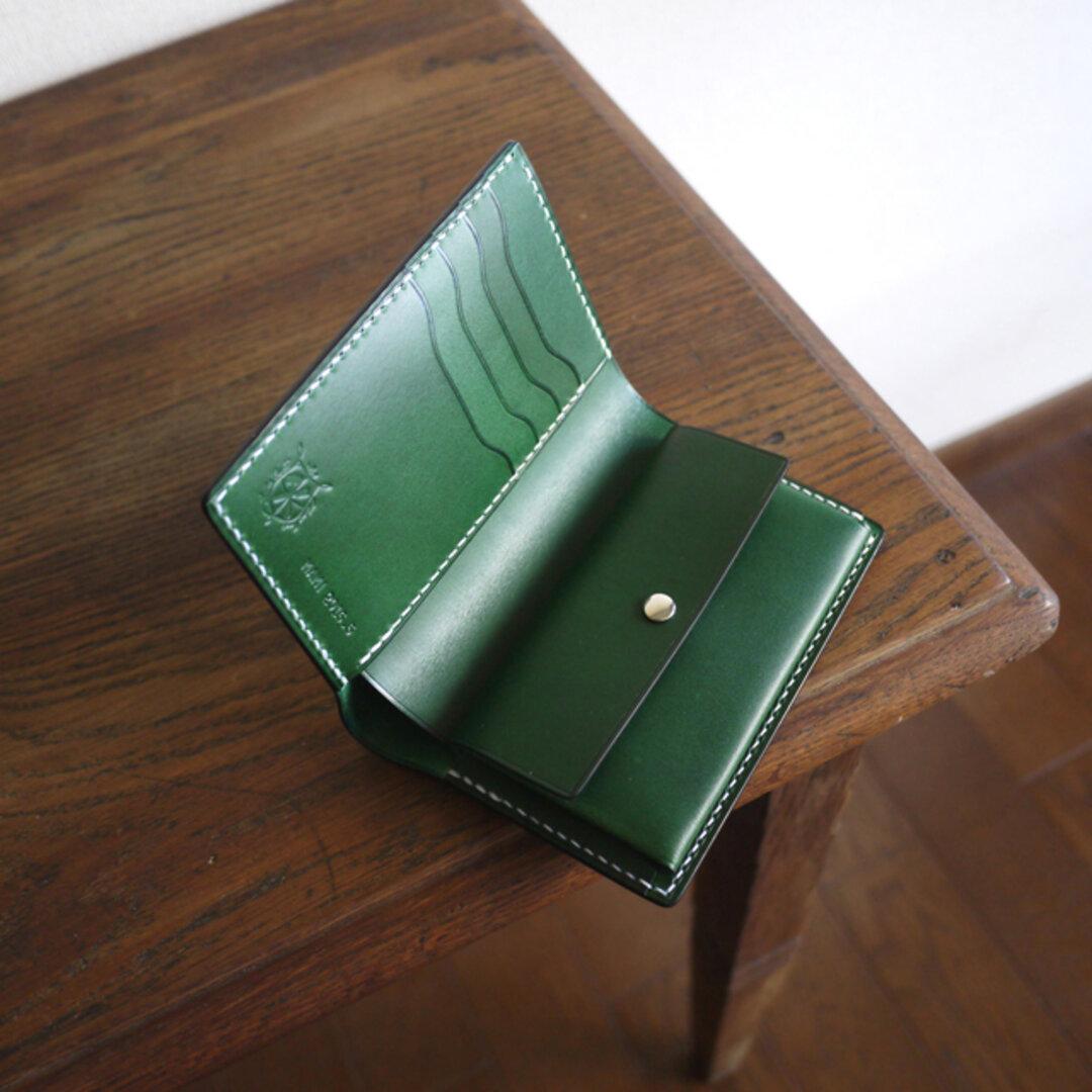 二つ折り財布:TRIP