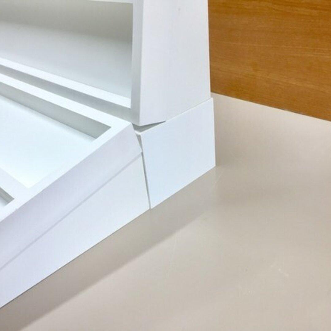 追加販売☆アクセサリー収納の底上げ台 陳列棚/ジュエリー収納/ディスプレイ