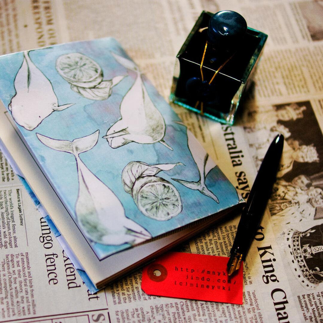 Sunameri - Waxpaper Bookcover
