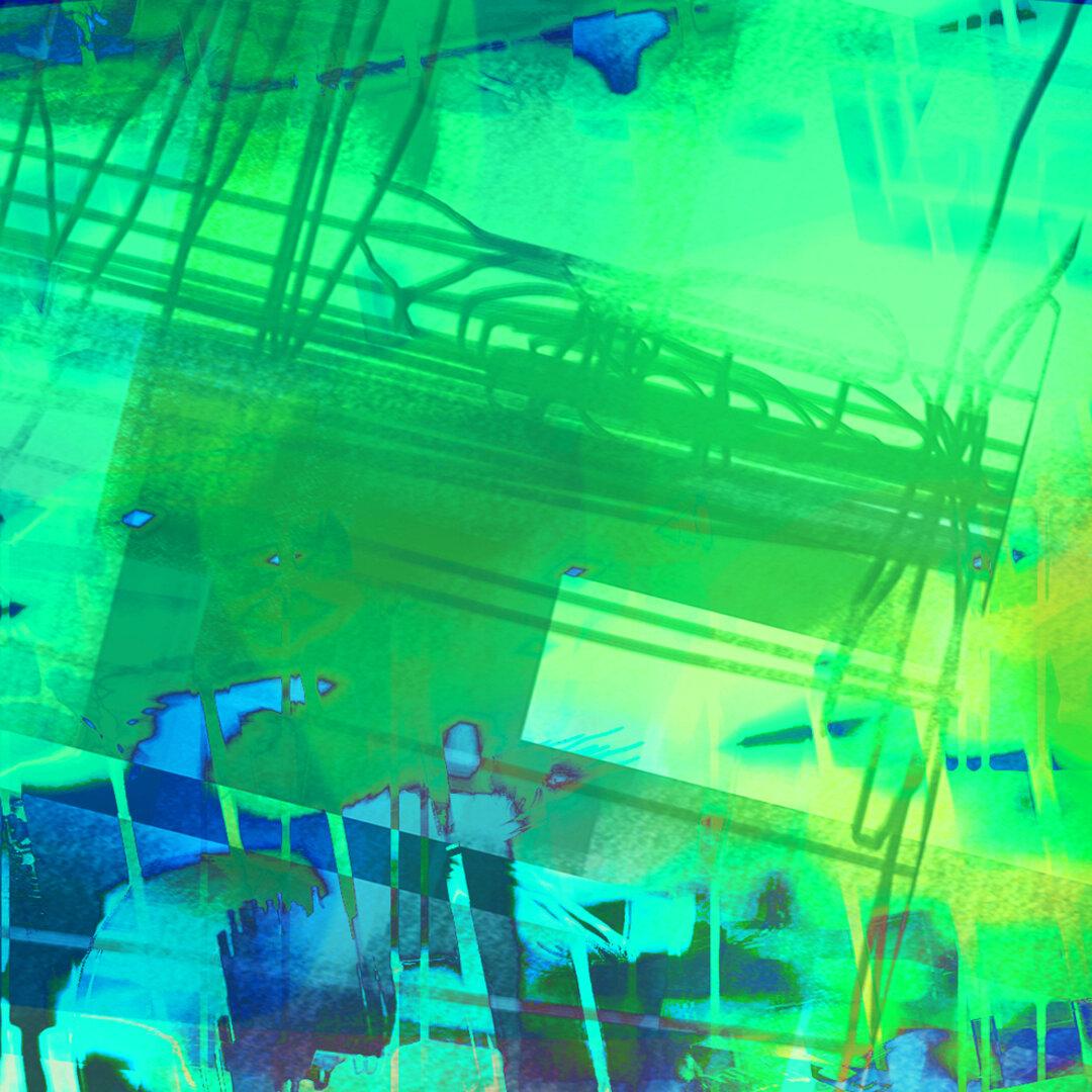 CG抽象画0658