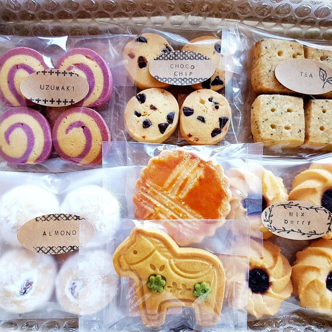 たまりこ堂 クッキー詰め合わせ 【深秋】