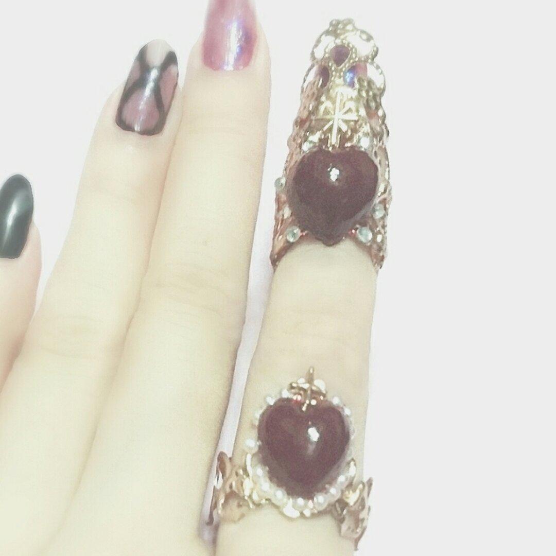 amulet(ネイルリング)