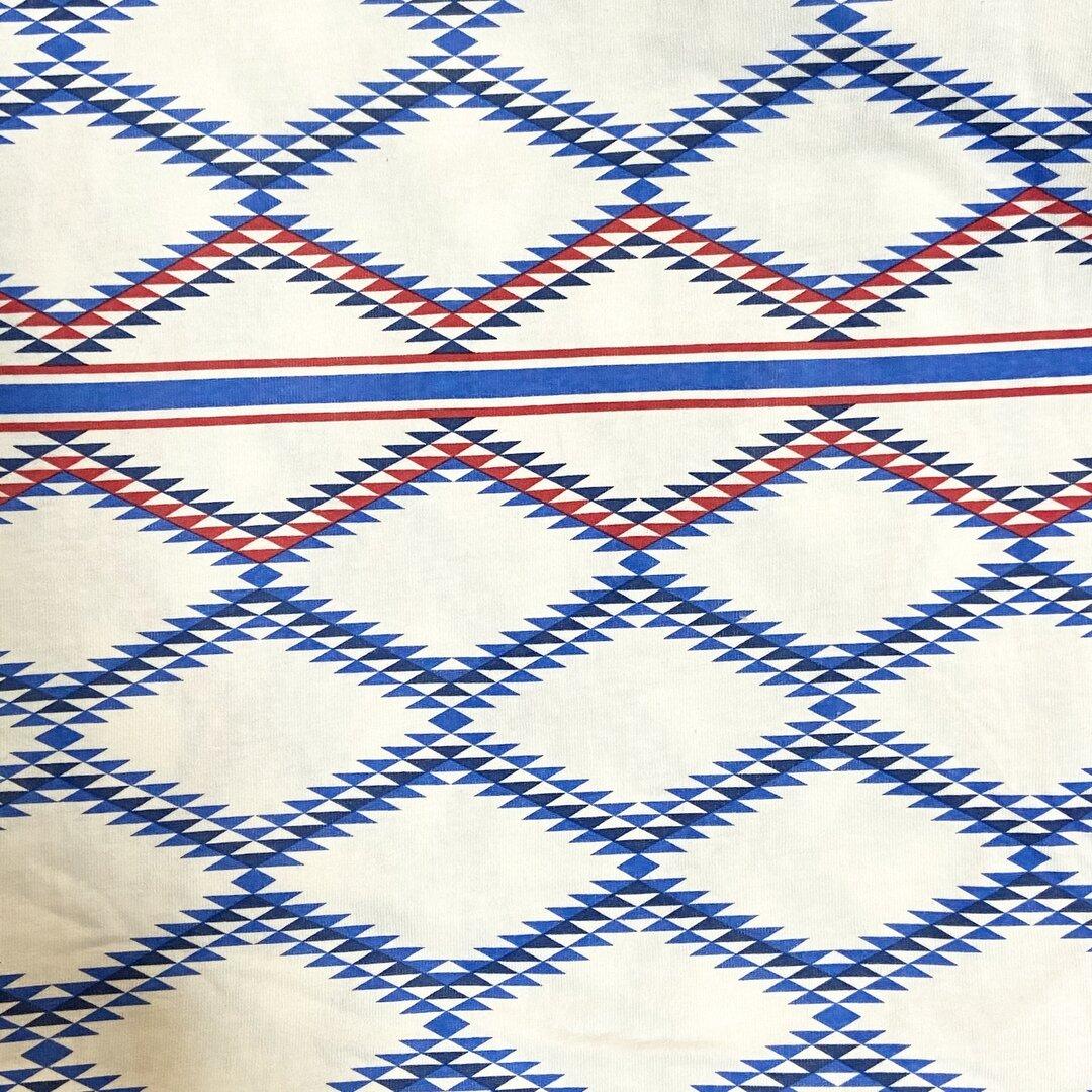 【犬服】幾何学模様 タンクトップ