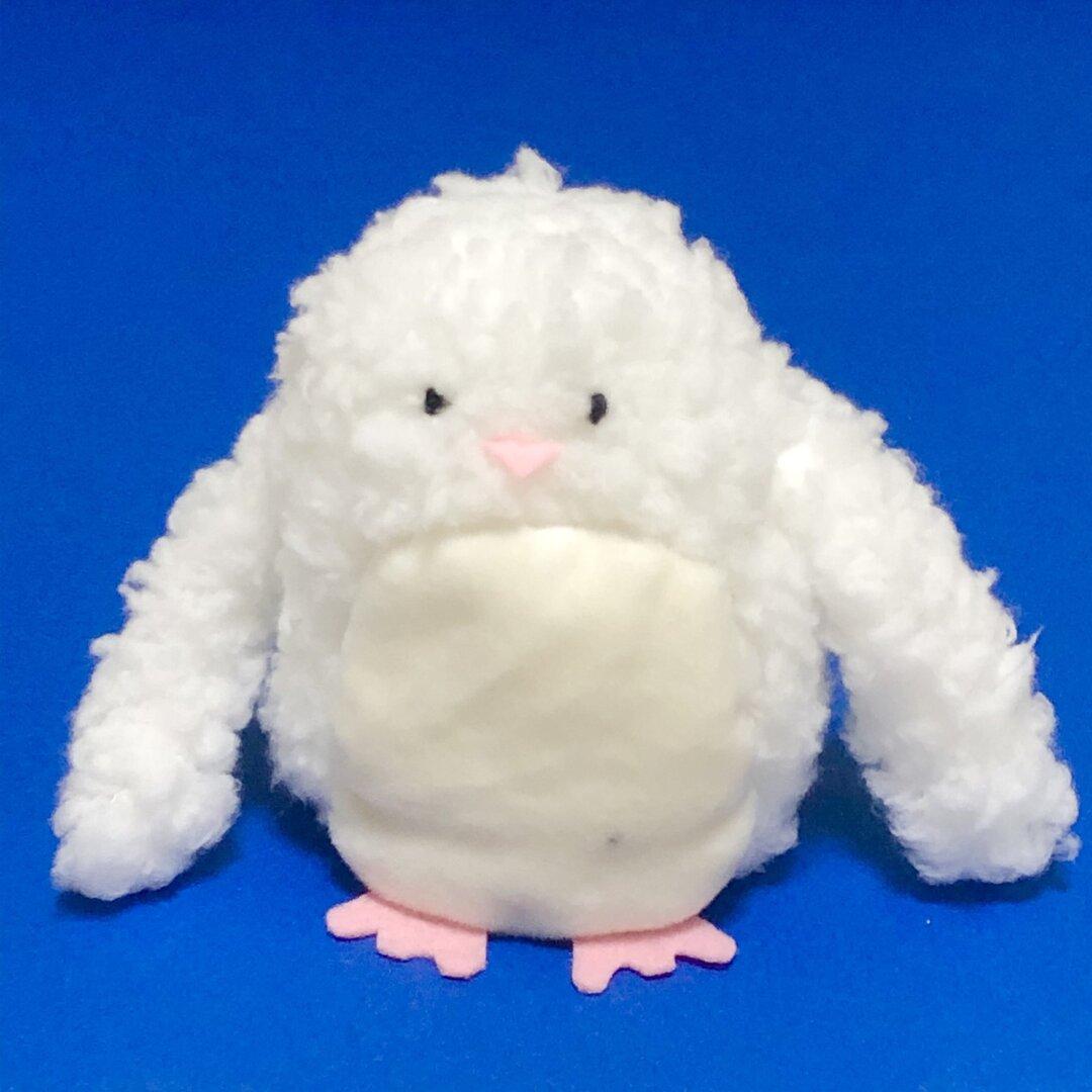 白ペンギン