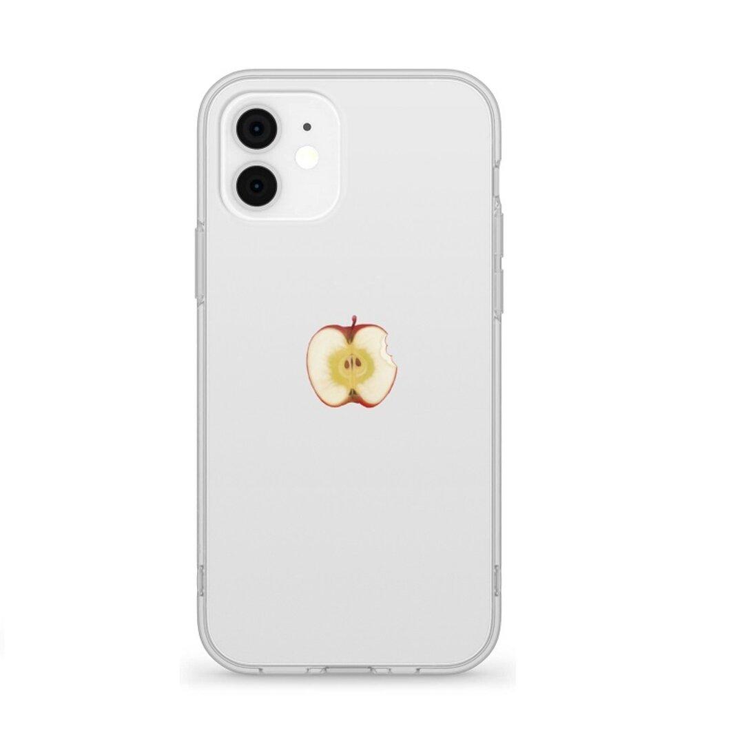 リアルみつりんご 12 SE 11 XS XR 8 7 Plus 6 5 iPhone ケース