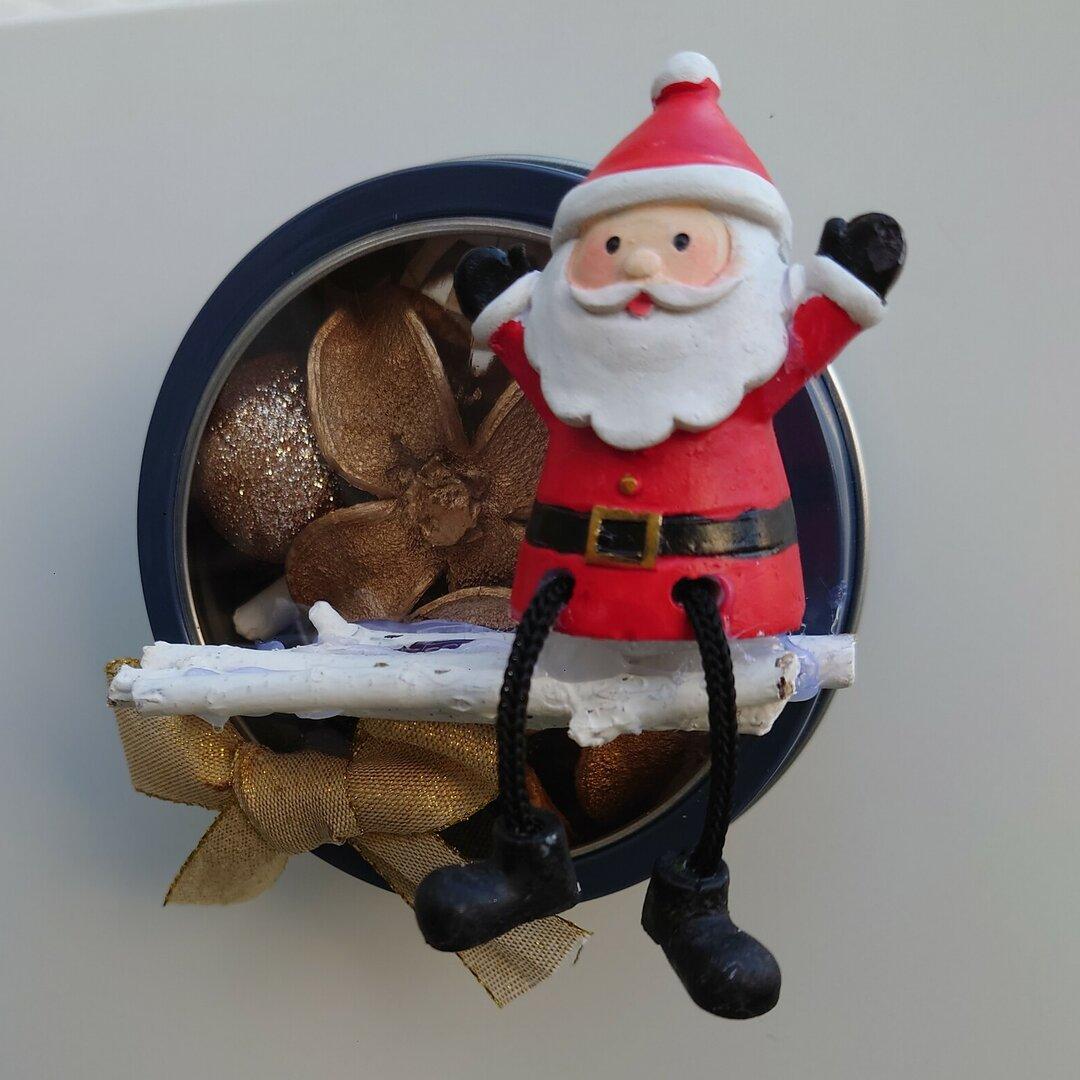 磁石でペッタン〜クリスマス01