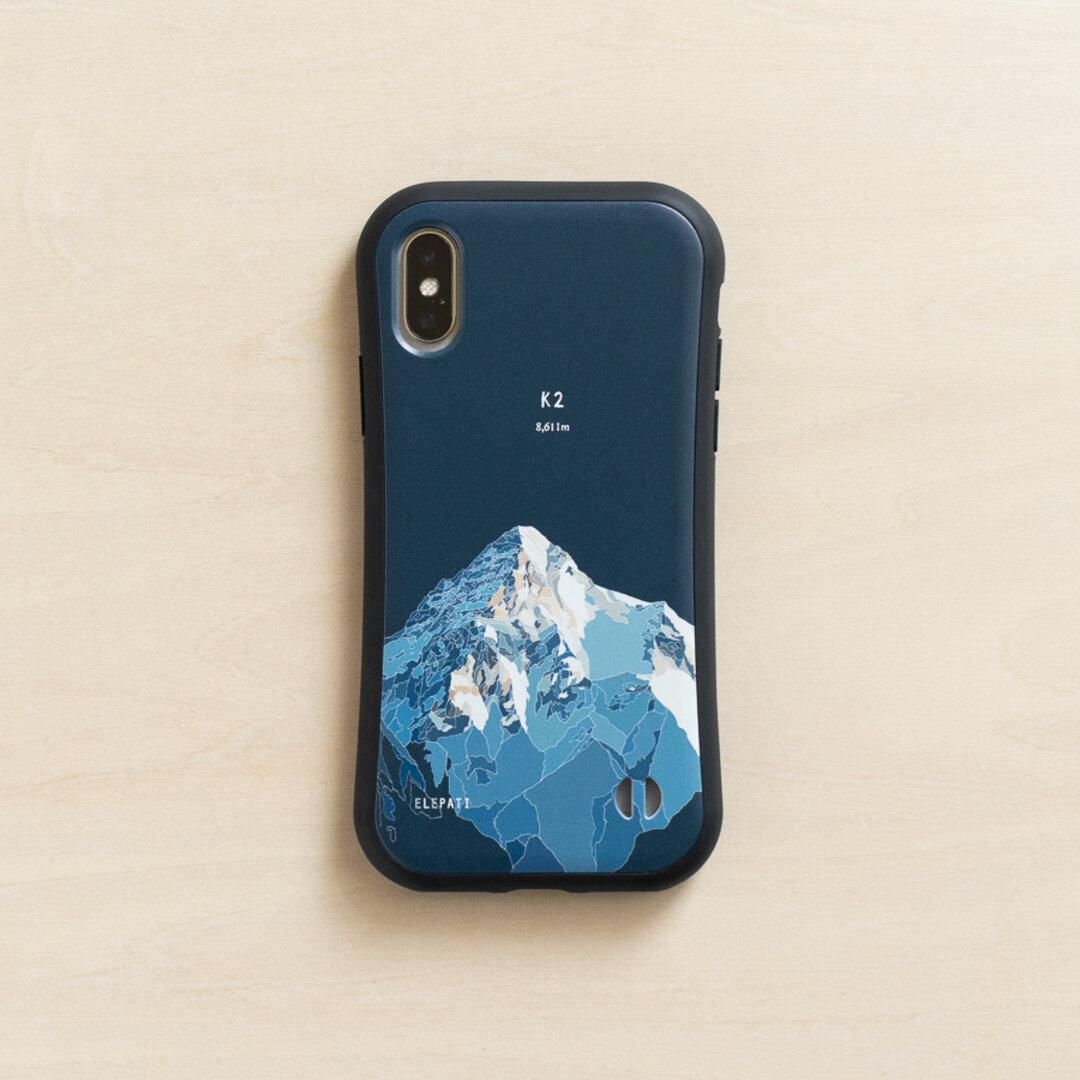 K2 グリップスマホケース