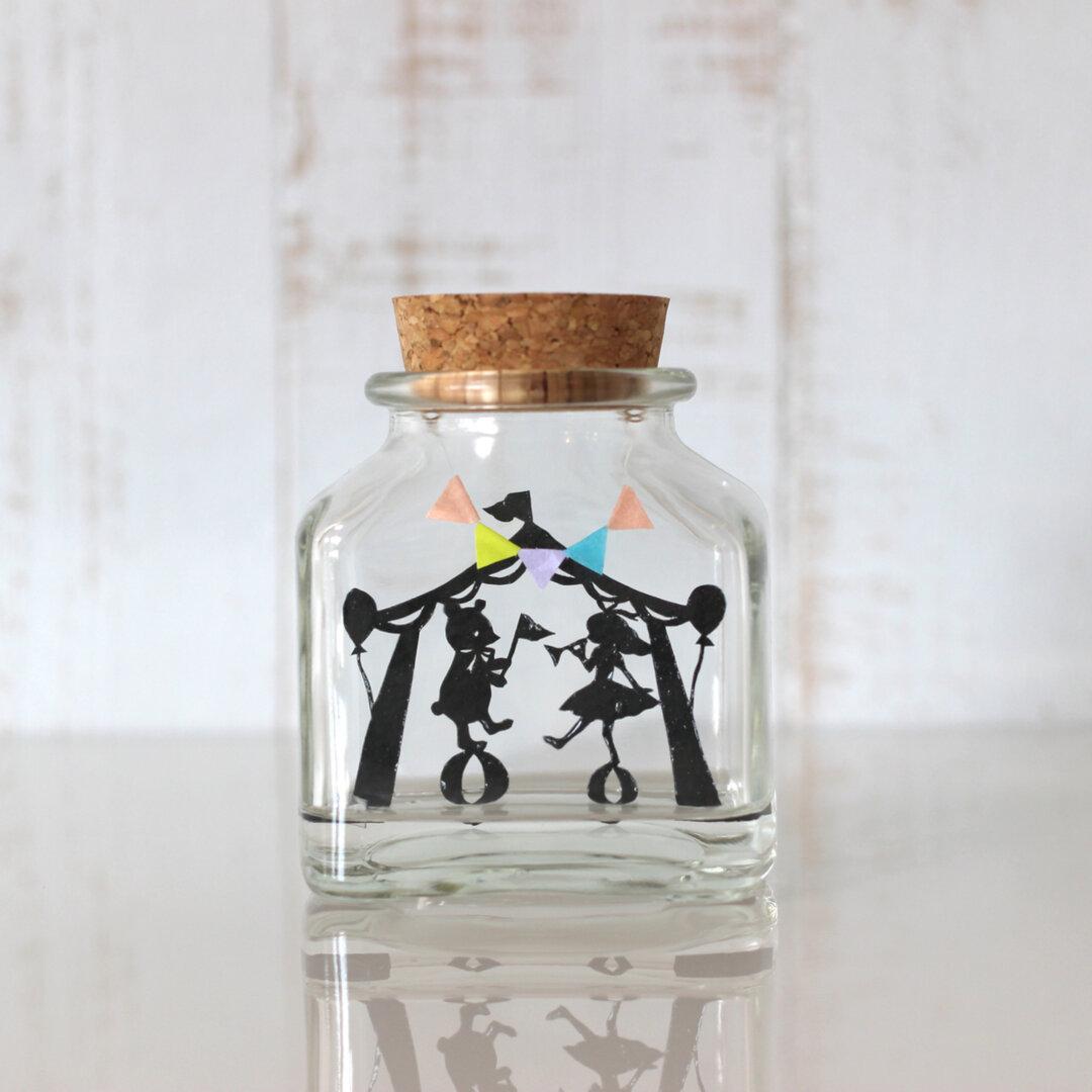 瓶の中の物語ーコグマのサーカスー