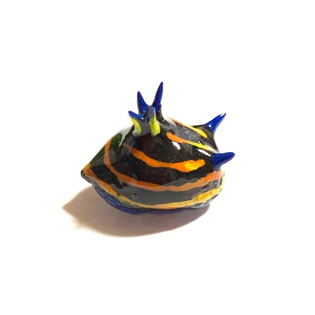 ウミウシマスコット (イシガキリュウグウウミウシ)