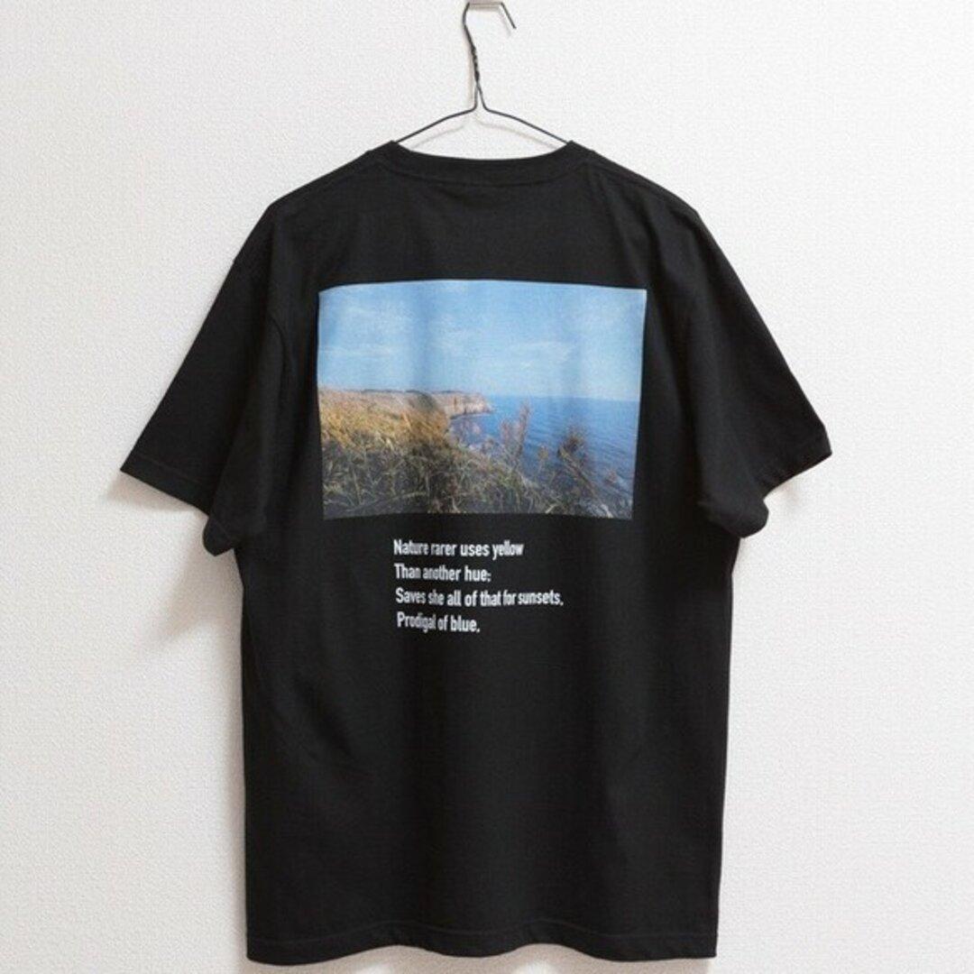 送料無料【OPTIMUS】ユニセックス男女兼用バックプリントTシャツ_001