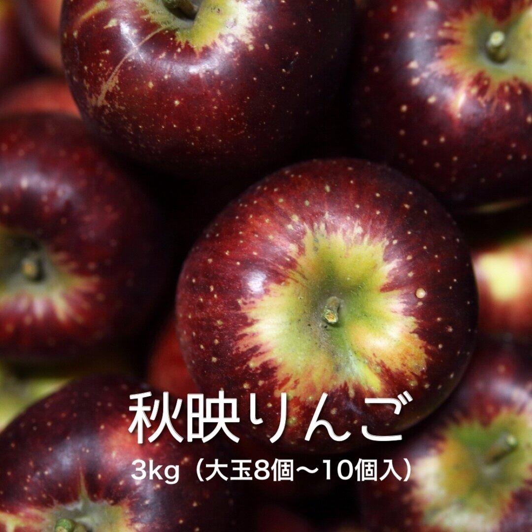 富山県産 秋映 3kg
