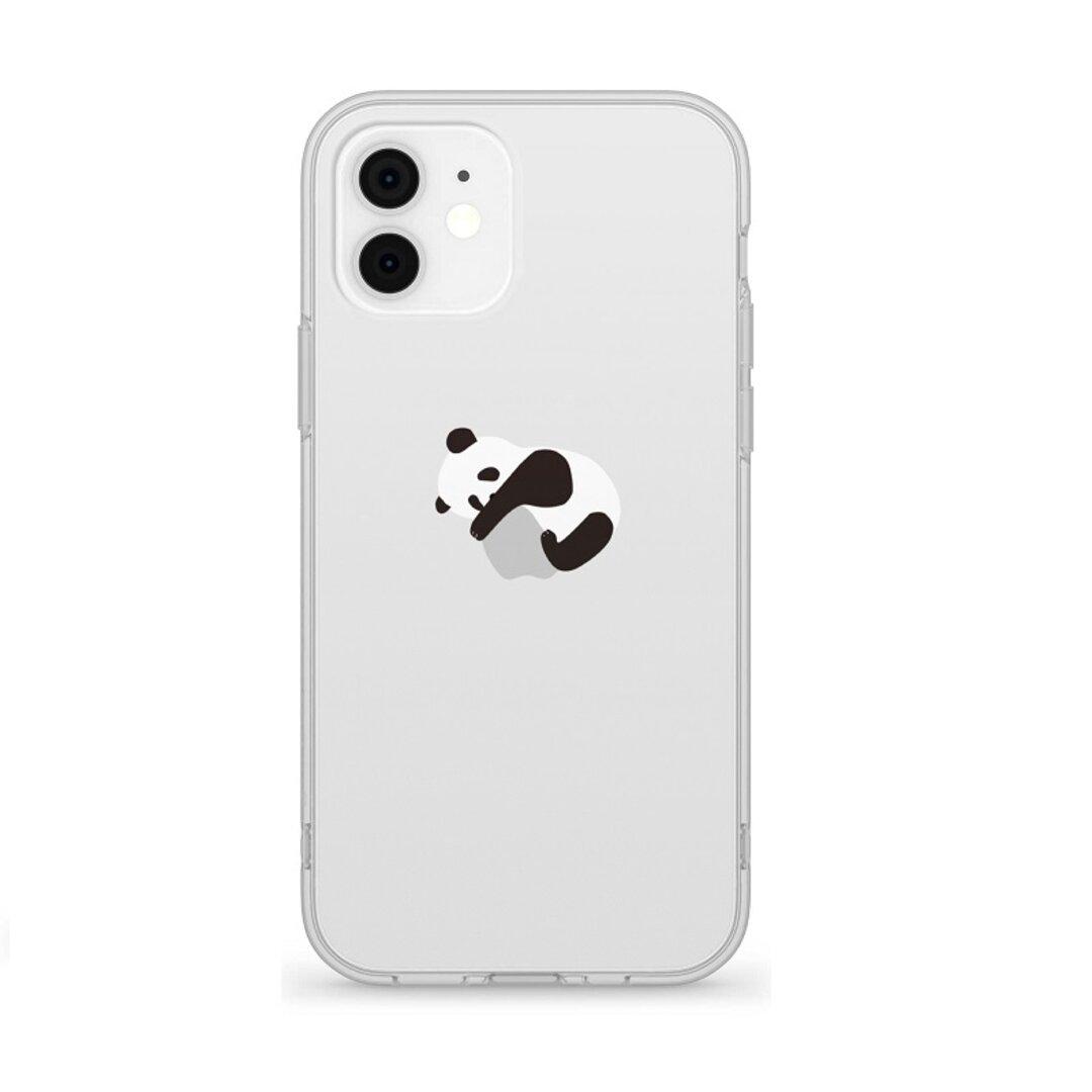 パンダのコロンちゃん 12 SE 11 XS XR 8 7 Plus 6 5 iPhone ケース